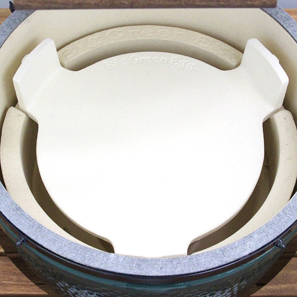 Big Green Egg ConvEGGtor Plate