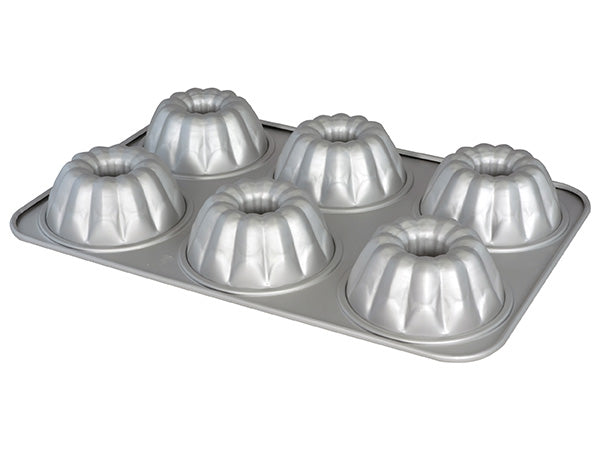 Fat Daddio's Fluted Mini Cake Pan