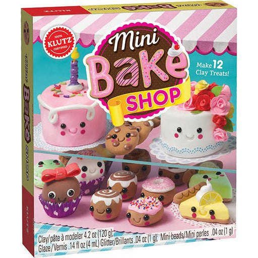Klutz Mini Bake Shop Clay Kit