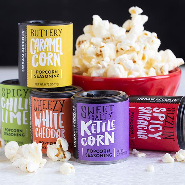 Movie Night Popcorn Set