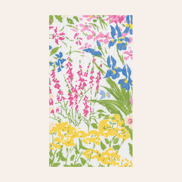 Meadow Flowers Paper Guest Napkins