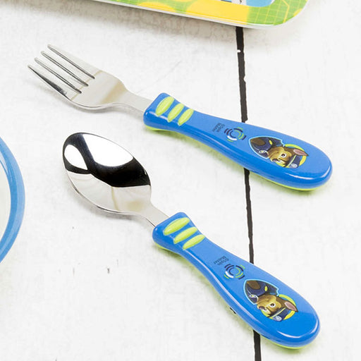 Zak! Designs Paw Patrol 2 Piece Flatware Set