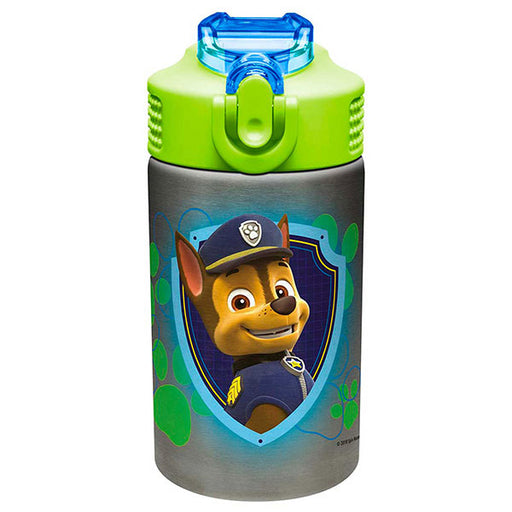 Zak! Designs Paw Patrol 15.5 oz Stainless Steel Bottle