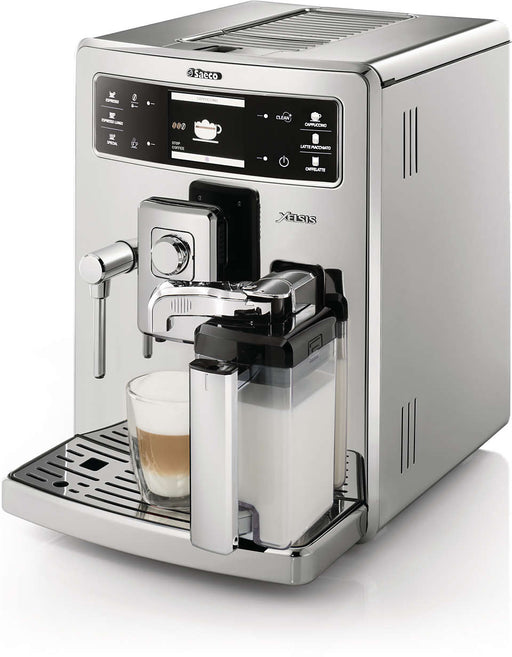 Saeco Xelsis Stainles Steel Automatic Coffee Center- USED