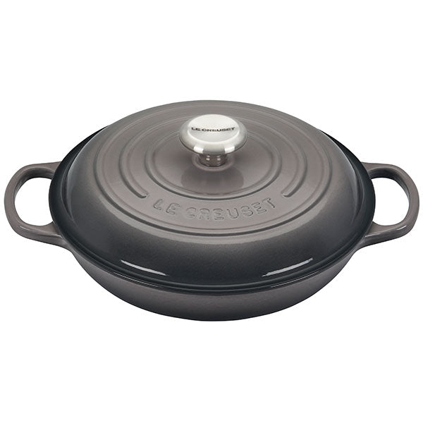 Le Creuset 2.25 Quart Braiser with Stainless Steel Knob