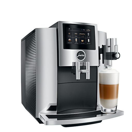Jura S8 Chrome Automatic Coffee Center