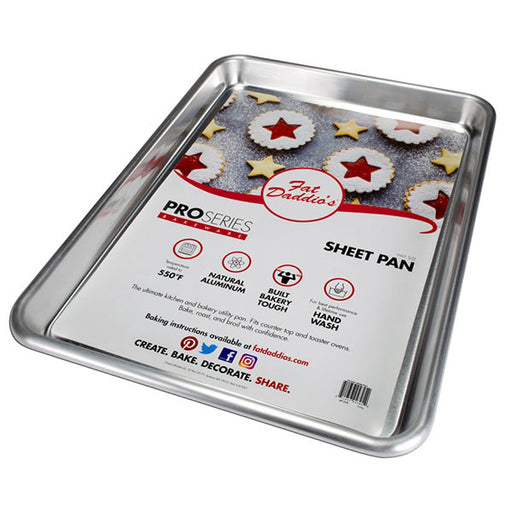 "Fat Daddios 18"" x 13"" Half Sheet Pan"