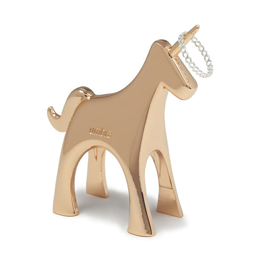 Umbra Anigram Copper Unicorn Ring Holder