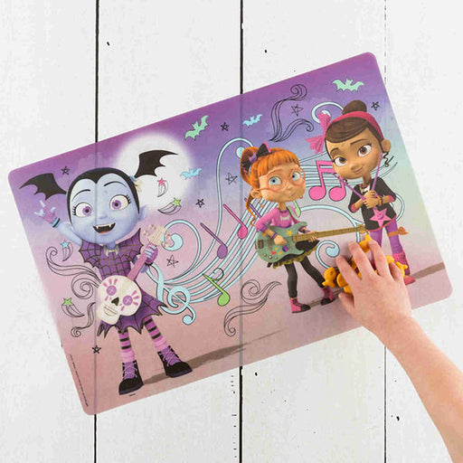Zak Designs Kid's Vampirina Placemat