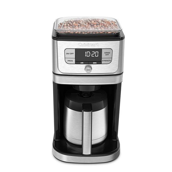 Cuisinart Burr Grind & Brew 10 Cup Coffee Maker