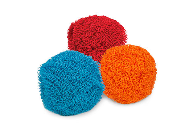 Set of 3 Scratch Resistant Scourers