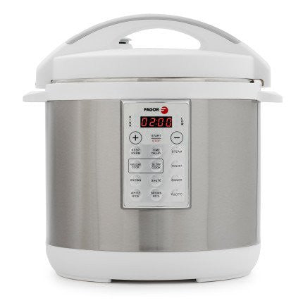 Fagor 6 Quart Lux MultiCooker White