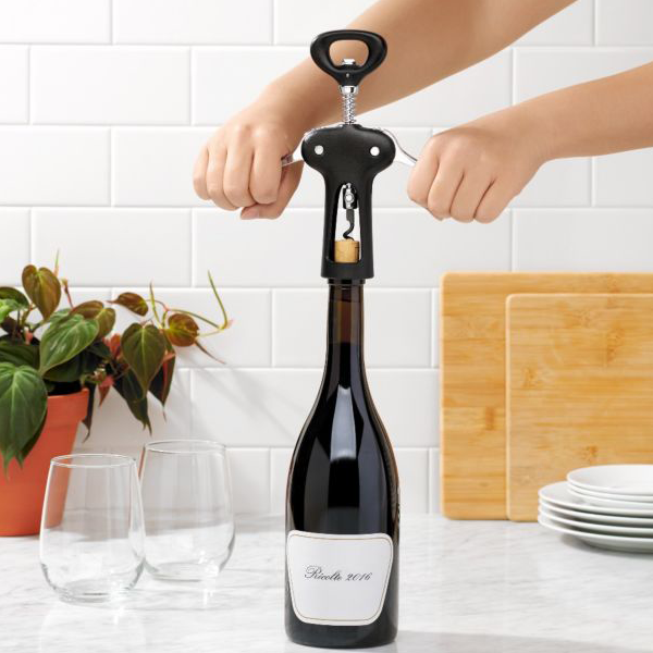 OXO Winged Corkscrew with Bottle Opener