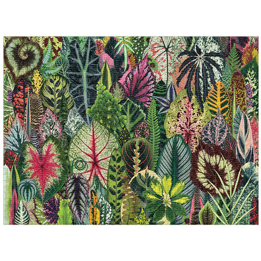 Houseplant 1000 Piece Puzzle