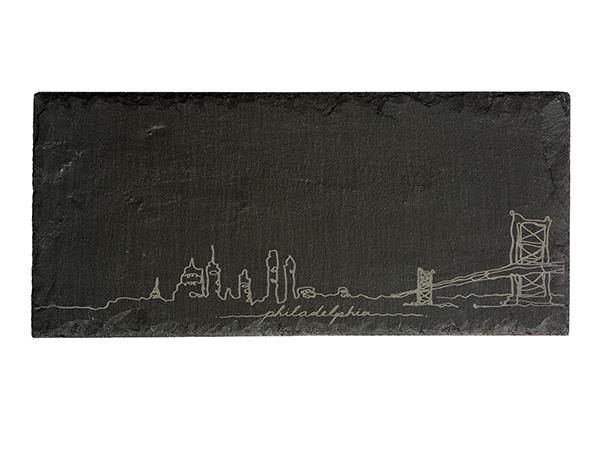 "JK Adams 12""x5"" Philly Slate Serving Board"