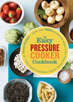 Easy Pressure Cooker Cookbook