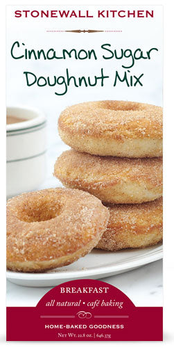Stonewall Kitchen Cinnamon Sugar Doughnut Mix
