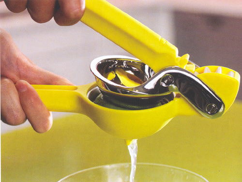 Chef'n Fresh Force Lemon Yellow Citrus Juicer