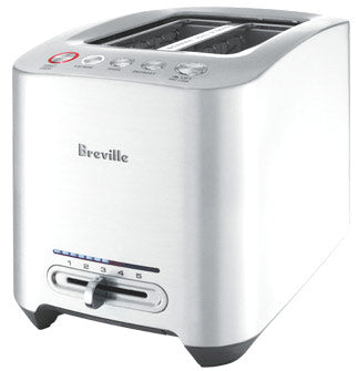Breville Die-Cast 2 Slice Smart Toaster