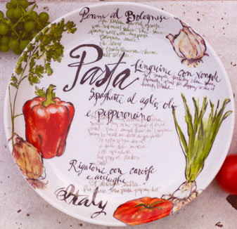 "Rosanna 13"" Pasta Italiana Serving Bowl"