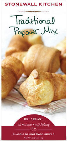 Stonewall Kitchen Traditional Popover Mix