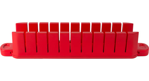 Architec Five Minute Stackable Appetizer Maker Red