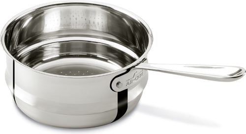 All Clad Stainless Steel Steamer Insert