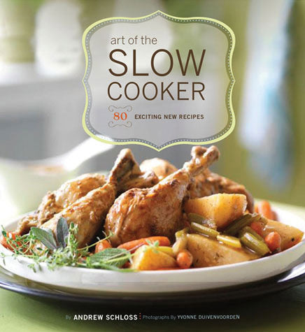 Art of the Slow Cooker Cookbook