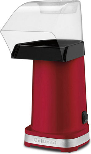 Cuisinart Easy Pop Hot Air Popcorn Maker Red
