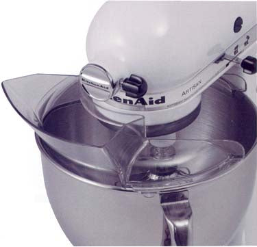 KitchenAid® Pouring Shield for Tilt Head Mixers