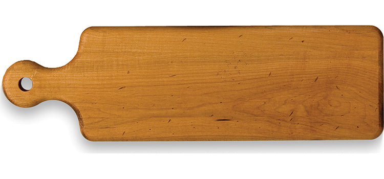 J.K. Adams Bread Plank Artisan Wood Serving Board
