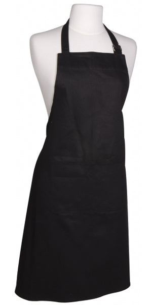 Black Basic Apron