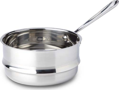 All Clad Stainless Steel Double Boiler Insert