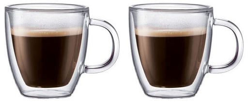 Bodum Set of 2 Bistro Espresso Mugs