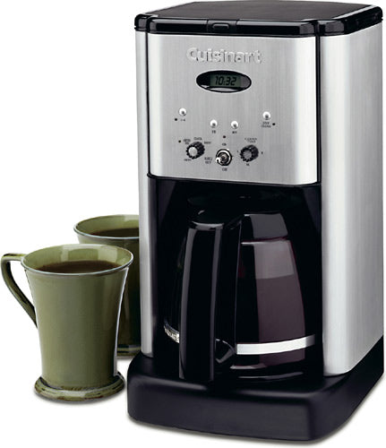 Cuisinart Black & Stainless Steel Brew Central Coffee Maker