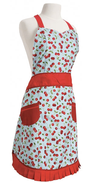 Betty Cherries Apron