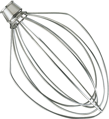 KitchenAid® SS Wire Whip for 5 Quart Bowl Lift Mixers