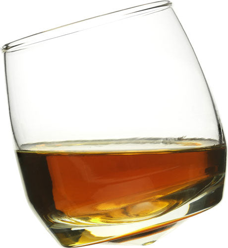 Set of 6 Rocking Whiskey Glasses