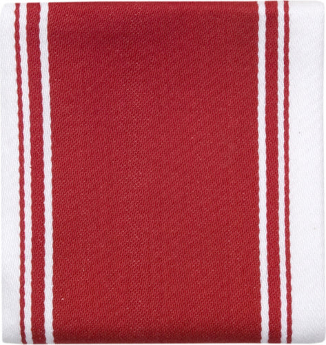 Symmetry Towel Red