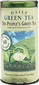 Republic of Tea The People's Green Tea