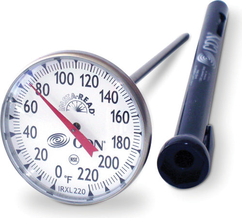 CDN ProAccurate Insta-Read Large Dial Thermometer