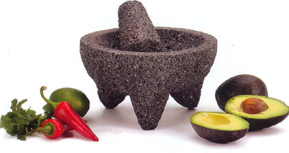 Authentic Mexican Molcajete