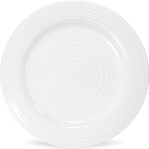 "Sophie Conran for Portmeirion White 9"" Luncheon Plate"