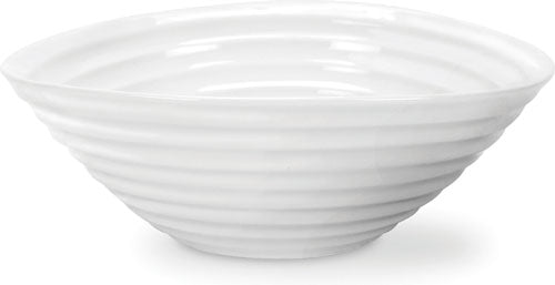 "Sophie Conran for Portmeirion White 7.25"" Cereal Bowl"