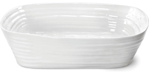 Sophie Conran for Portmeirion White Lasagne Dish