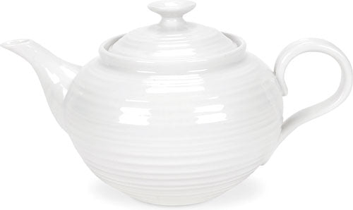 Sophie Conran for Portmeirion 2 Pint White Tea Pot