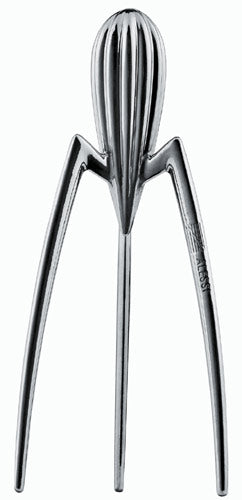 Alessi Mirror-Polished Juicy Salif Citrus Squeezer by Philippe Starck
