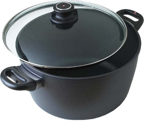 Swiss Diamond 8.5 Quart Covered Stock Pot
