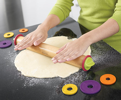 Joseph Joseph Adjustable Rolling Pin Plus