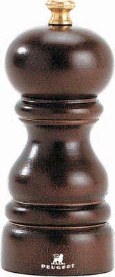 Peugeot Chocolate Brown Pepper Mill 4.75""